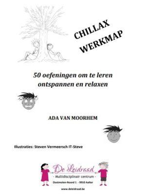 Werkmap Chillax - Voorkaft